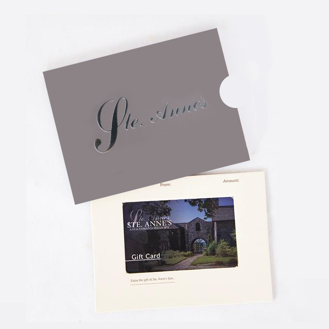 Ste Annes Spa Gift Card